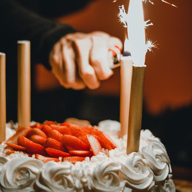 Votre anniversaire au château de Feissons sur Isère